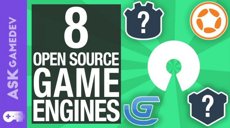 Best Open Source Game Engines in 2019