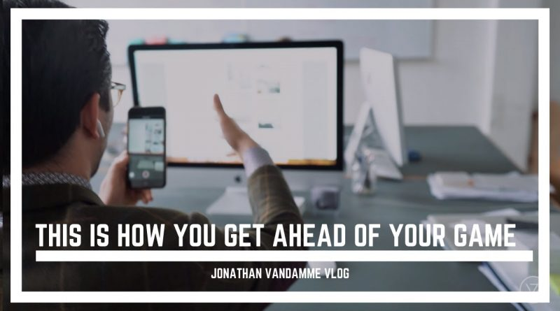 Behind the scenes: How to get ahead of your business game