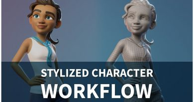 Stylized Character Workflow with Blender 2.81