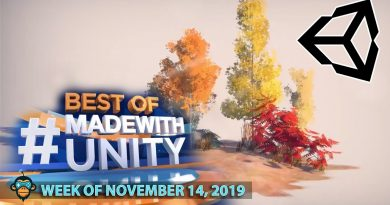 BEST OF MADE WITH UNITY #46 - Week of November 14, 2019