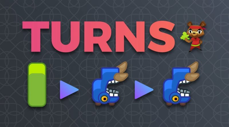 How to Code a Turn-Based Game: Godot Turn Queue Tutorial