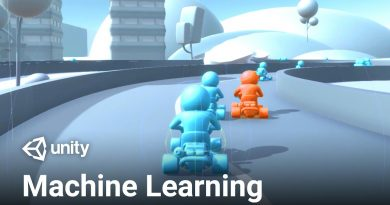 Kart Racing Game with Machine Learning in Unity! (Tutorial)