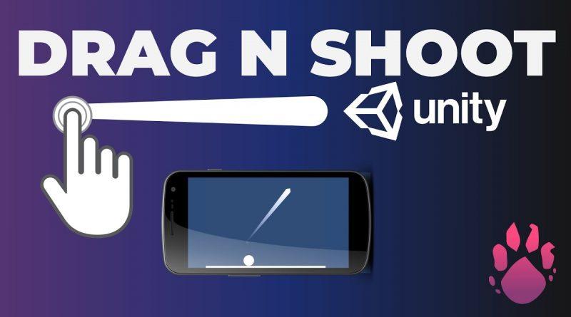 DRAG & SHOOT in Unity | 2D Game Dev Tutorial