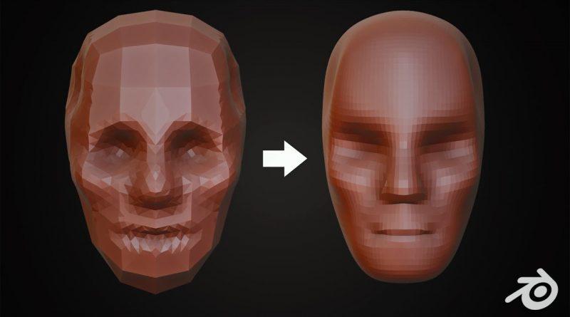 How to sculpt BETTER Base Mesh | Blender 2.8 Tutorial | VeryHotShark