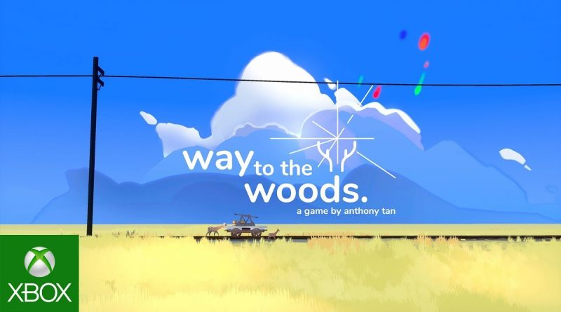 Way to the Woods - E3 2019 Trailer