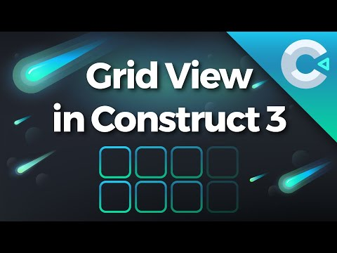Construct 3 Tutorial : How To Make An Item List With ProUI