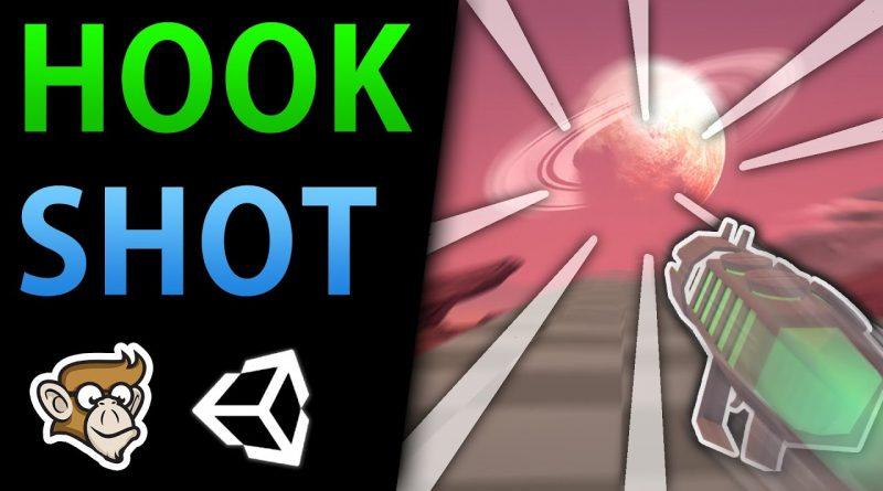 Awesome FPS Hookshot Mechanic! (Unity 3D Tutorial)