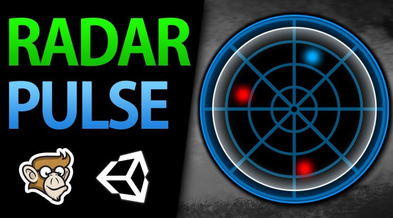 Awesome Pulse Radar Effect in Unity!