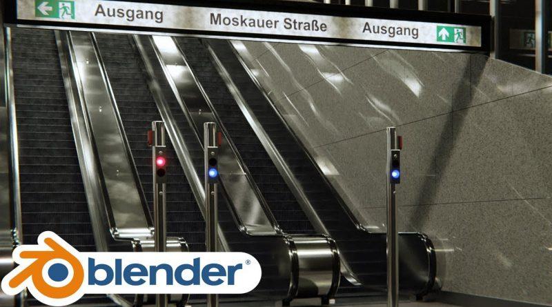 Blender Tutorial: Recreating A Photo In Ten Minutes