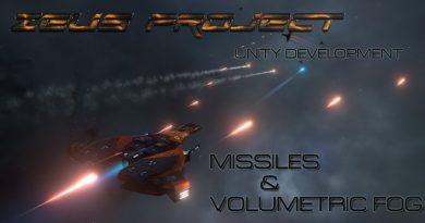Zeus Project Unity Development #2 - Volumetric fog & Missiles