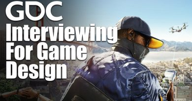 Interviewing For Game Design