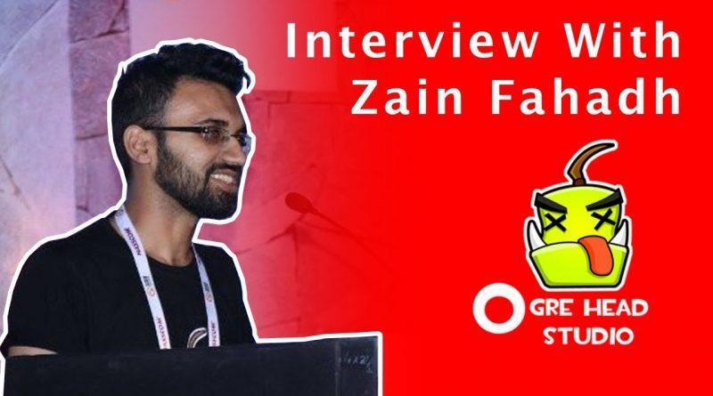 Interview With Zain Fahadh, Founder Of Ogre Head Studio | Game Developer Hindi