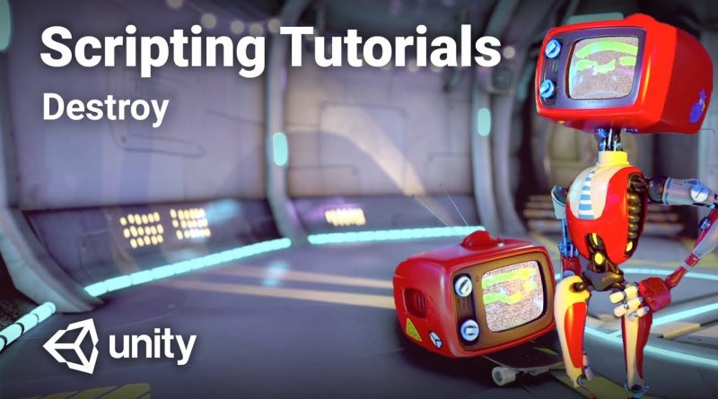 C# Destroy in Unity! - Beginner Scripting Tutorial