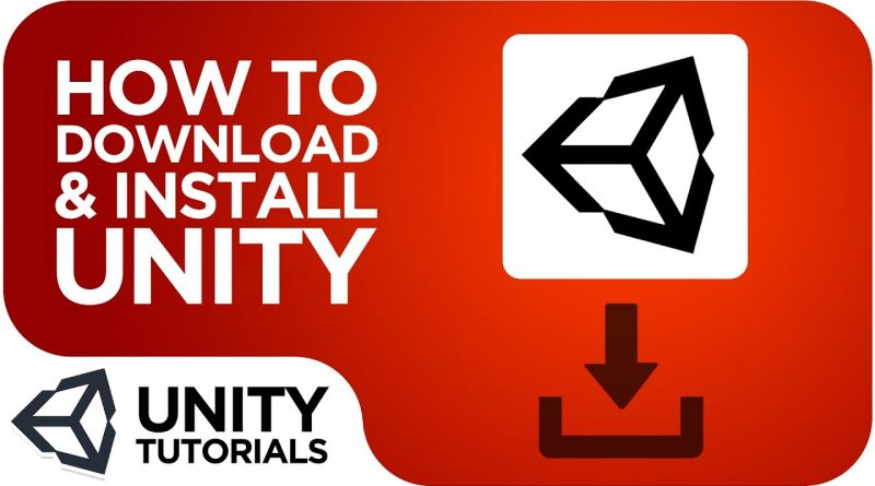 How To Download Unity Using Unity Hub [Unity 2019 Beginner Tutorial]
