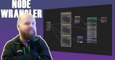 Blender Tutorial: Node Wrangler Explained (2020)