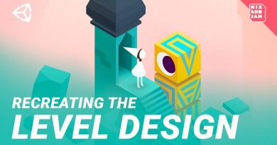 Monument Valley's Level Design | Mix and Jam