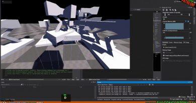 Leadwerks Instancing / Objects / Animation Tutorial Sneak Peek.