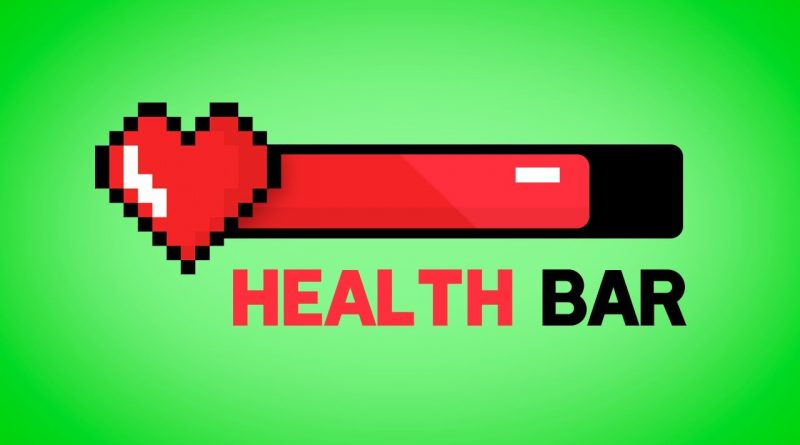 How to make a HEALTH BAR in Unity!