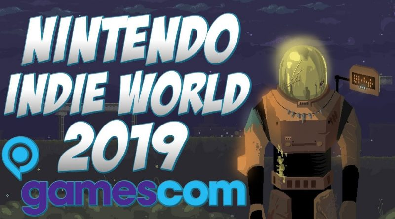 Nintendo Indie World   Gamescom 2019 Highlights
