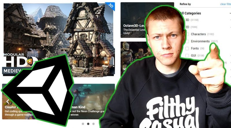 How to Upload Assets to the Unity Asset Store - 2019 Tutorial