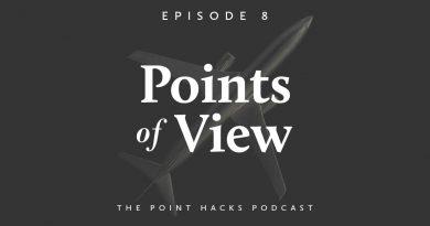 Ep 8 - A Game Of Thrones, Best Business Class Seats (w/ Matt Moffitt) - Point Hacks