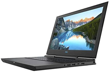 Dell G7 Gaming Laptop Flagship 2019, 15.6'' Full HD IPS Display, Intel Six-Core i7-8750H, 16GB DDR4, 128GB PCIe SSD + 1TB HDD, MaxxAudio Backlit Keyboard Thunderbolt 6GB GeForce GTX 1060 Max-Q Win 10
