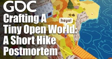 Crafting A Tiny Open World: A Short Hike Postmortem