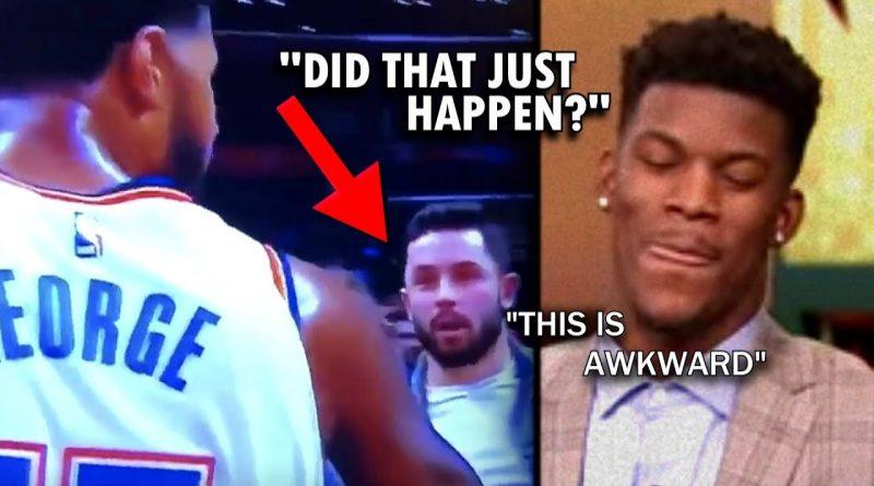 Uncomfortable NBA Moments That Kept Us Up at NIGHT!