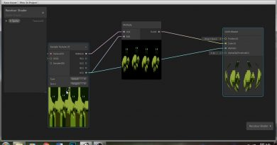 Introduction to shadergraph  - Pixel art shader