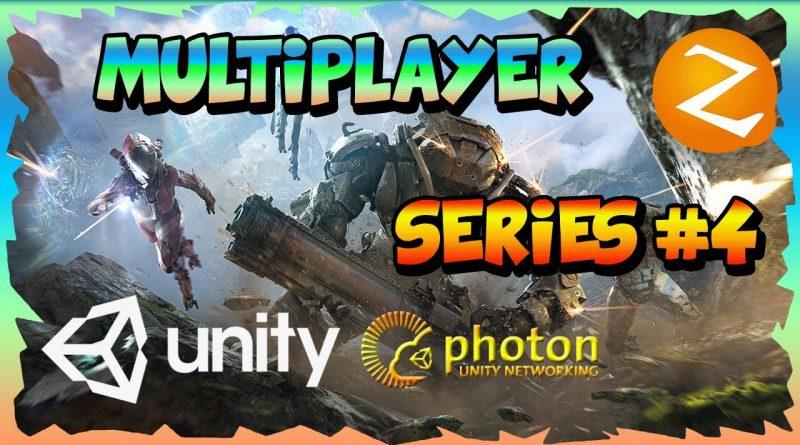 Unity 3D* 2020: Multiplayer Tutorial * Photon 2 RPC llamadas Remotas* Parte 4 (Para Principiantes)*