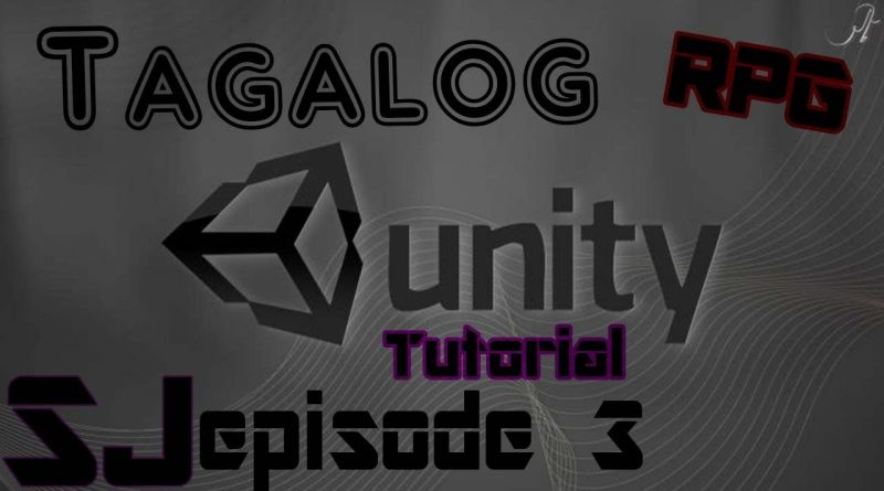 3. Textures - Unity Tutorial for Beginners TAGALOG From Scratch make an RPG