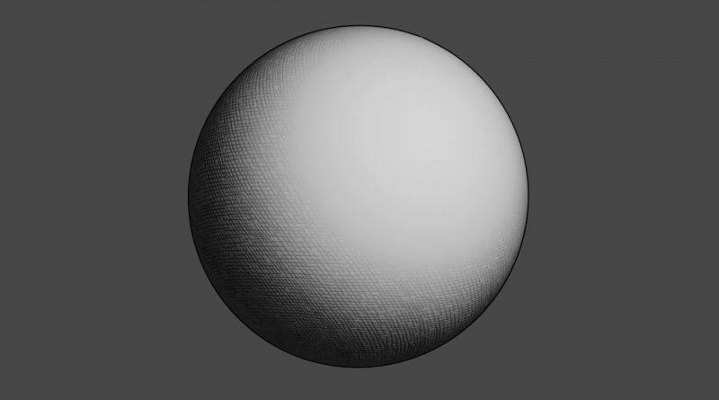 Cross Hatching Fast (Blender Tutorial)