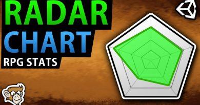 How to make RPG Radar Chart (Unity Tutorial)