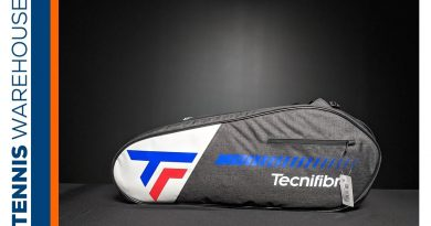 Product Video: Tecnifibre Team Icon 12 Pack Tennis Bag