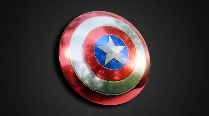 Making the Captain America Shield (Fast Blender Tutorial)
