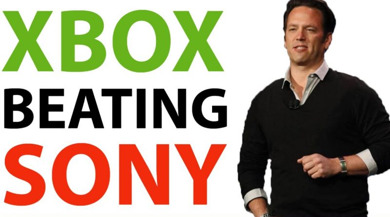 Xbox Is BEATING Sony At Their OWN GAME | Xbox Series X Marketing On FIRE!