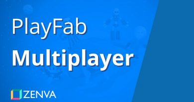 PlayFab Tutorial - Multiplayer Back-End for Unity