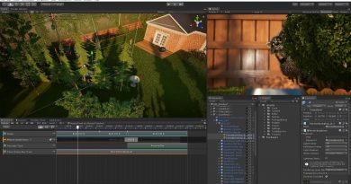Real Time Animation: Unity for Lighting & Compositing