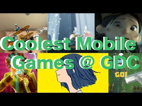 10 Coolest Mobile Games from GDC 2019