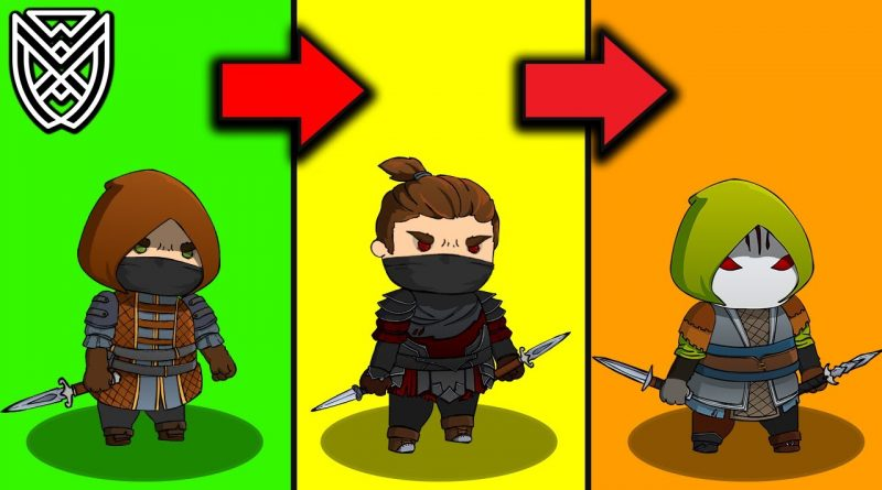 2D CHARACTER CUSTOMIZATION in Unity Tutorial
