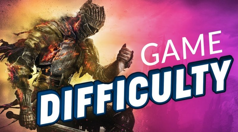 Difficulty in Video Games - Game Design