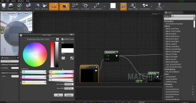 Unreal Engine 4 Static Tutorial (For Swindle)