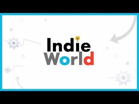 MandyleePlays Nintendo Indie World !! Plus a Q&A