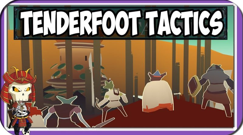 Who's That Indie? TENDERFOOT TACTICS: Prologue | Fantasy Squad Based TRPG Game | ALPHA DEMO