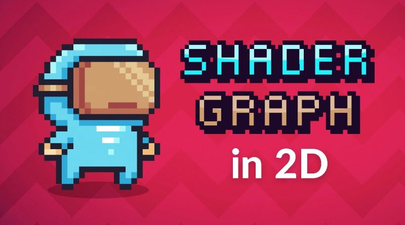 Get started with 2D Shader Graph in Unity - Dissolve Tutorial