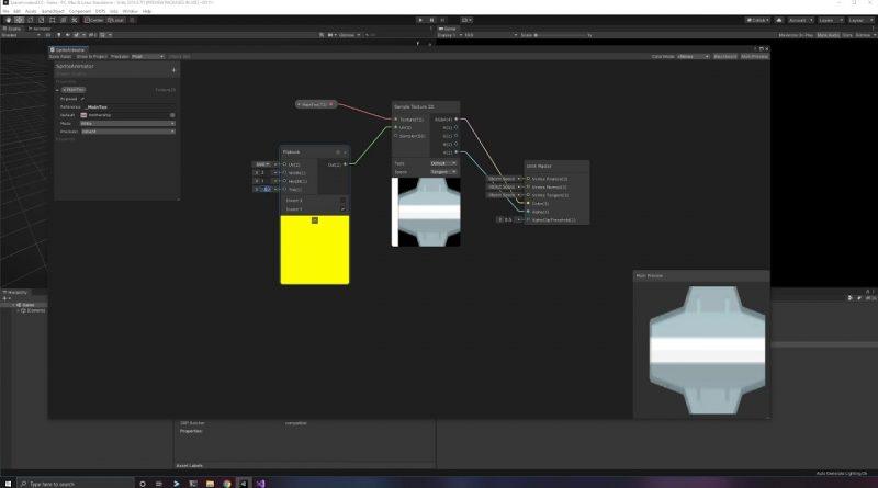 Sprite Animation Shader