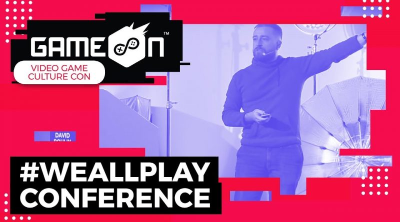"GameOn 2018 WeAllPlay Conference - David Roulin ""Learning Cybersecurity by Playing as a Hacker"""