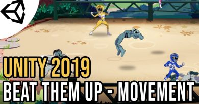 3D Beat them up - Movement [Tutorial][C#] - Unity tutorial 2019