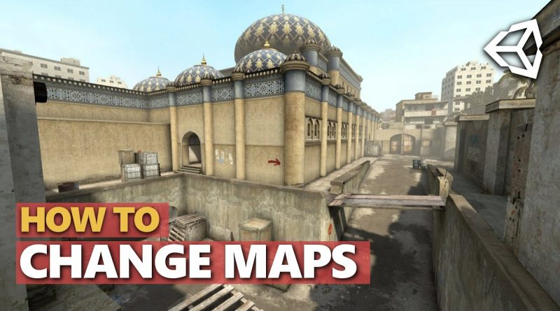 Changing Maps - A Multiplayer FPS Unity Tutorial