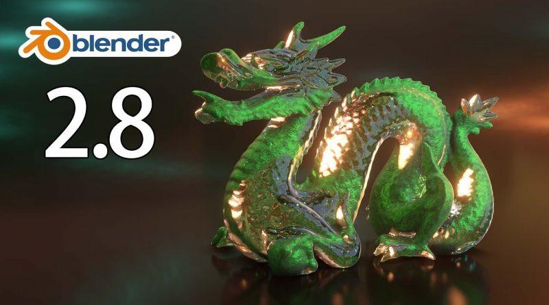 Advanced Materials in Blender 2.80   Shader Editor Tutorial